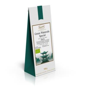 Ceylon Tee grün