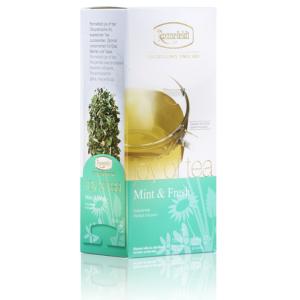 Pfefferminz Tee mit Zitronengras