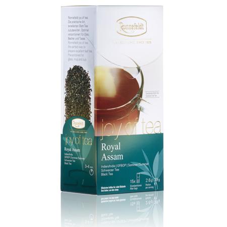 Schwarzer Assam Tee aus Indien